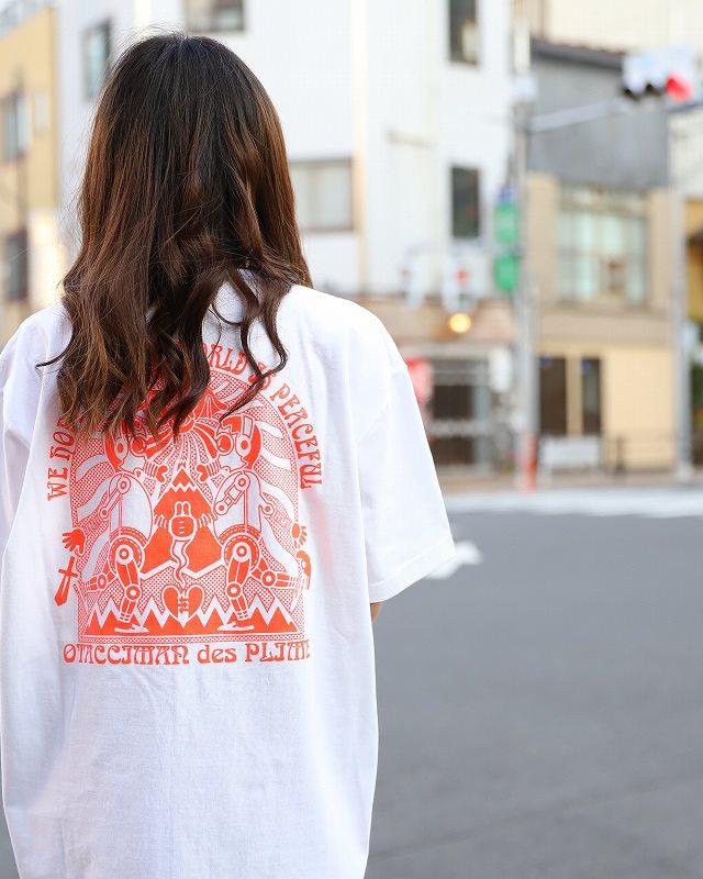 【OTACCIMAN】《2色》クマTシャツの画像7